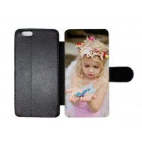 **SALE** PERSONALISED LEATHER IPHONE 4 FLIP CASE