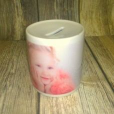 SMALL PERSONALISED CHILDRENS MONEY BOX