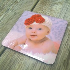 PERSONALISED SQUARE GLOSS COASTER